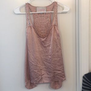 Pink Rory Beca top